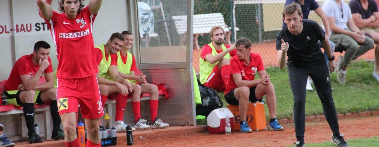 SK Brandl-Bau feiert Kantersieg bei Heissl-Comeback