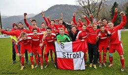 SK Brandl-Bau Strobl : SV Austria Salzburg