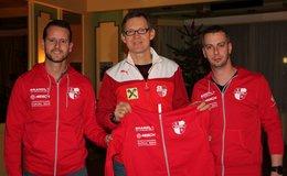 Peter Halada ist neuer Trainer des SK Brandl-Bau Strobl