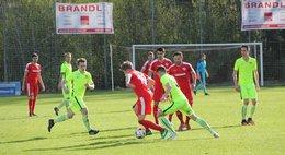 SK Brandl-Bau Strobl : SC Golling
