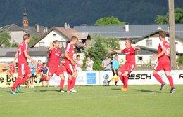 SK Brandl-Bau Strobl : SV Kuchl