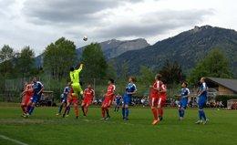 SK Brandl-Bau Strobl : FC Zell am See